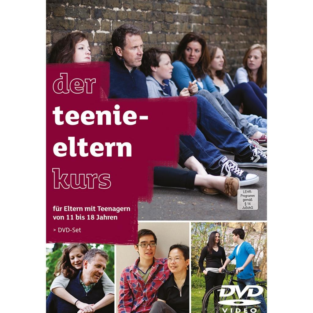 Der Teenie-Elternkurs DVD-Set (inkl. Leitfaden für Mitarbeitende)