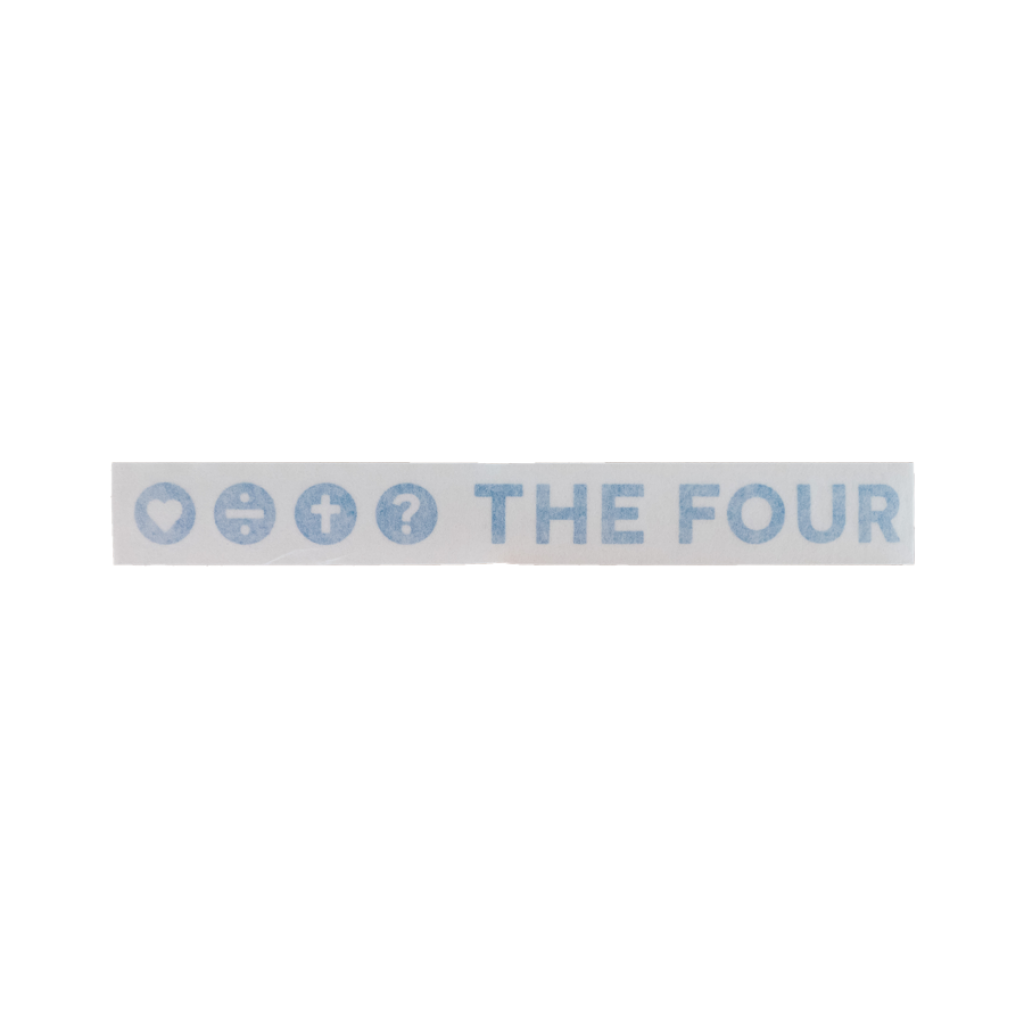 "THE FOUR Kleber ""Original"" quer"