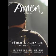 Amen Herbstausgabe 2016 - Fürchte dich..