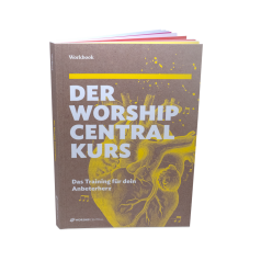 Worship Central Workbook