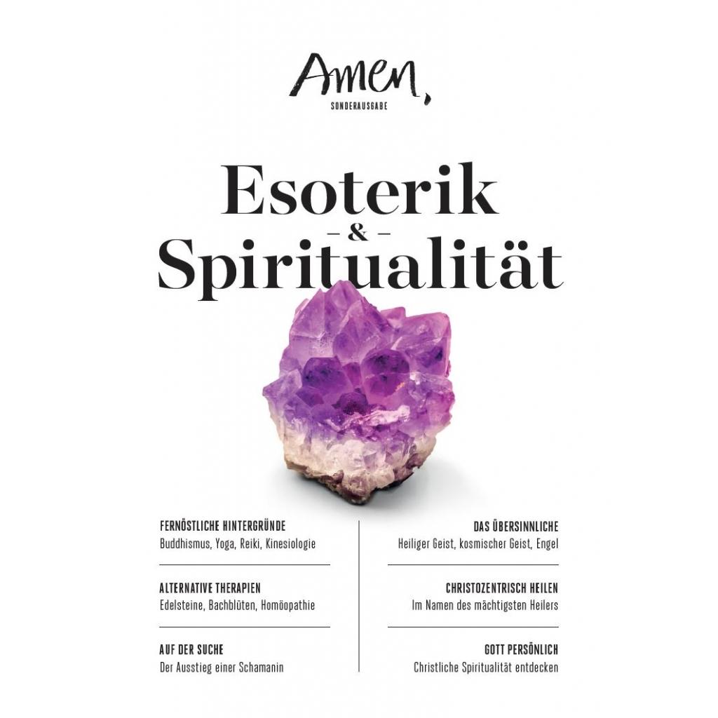Amen, Sonderausgabe Esoterik (2017)