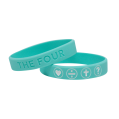 THE FOUR Armband mint