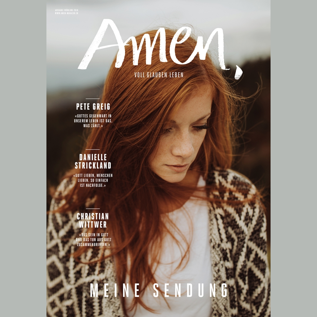 Amen Frühlingsausgabe 2018 - Meine Sendung