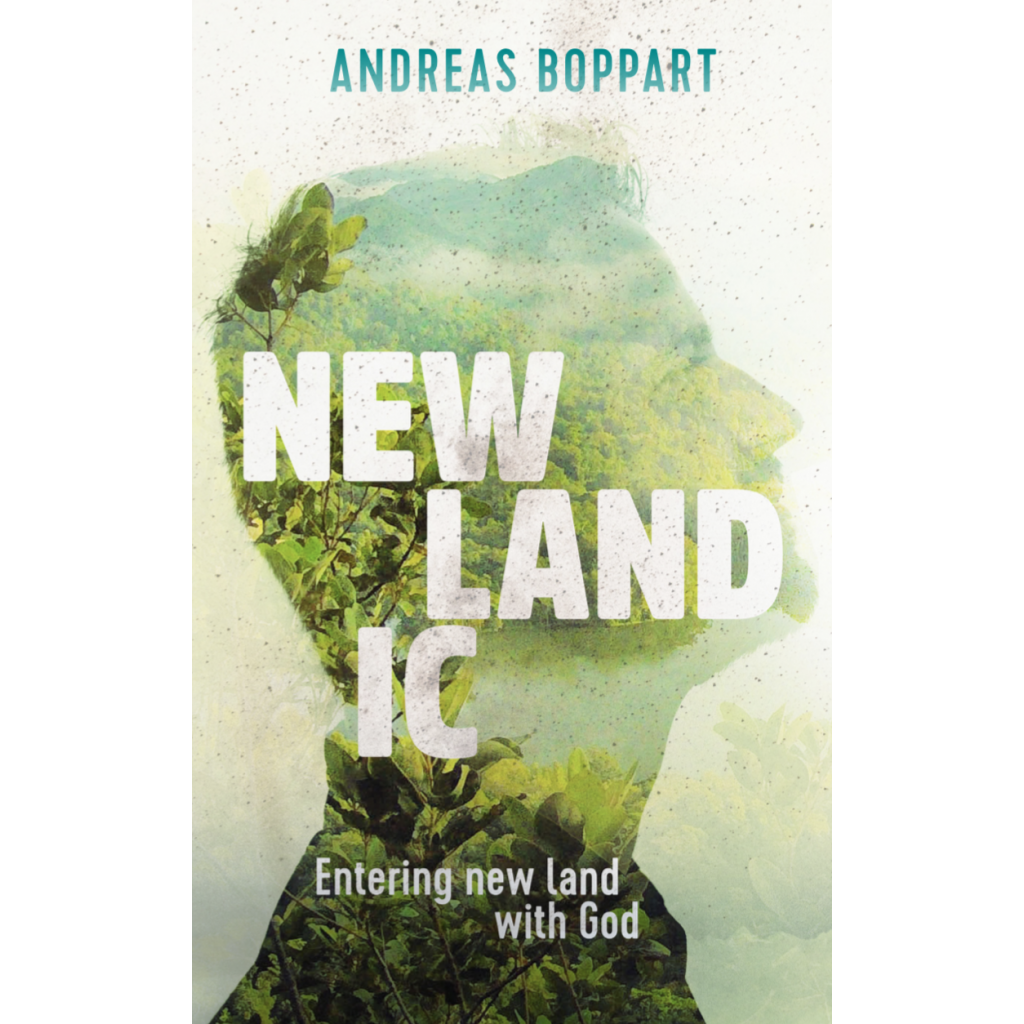 Newlandic - entering new land with God