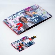 Alphalive Filmserie USB-Stick