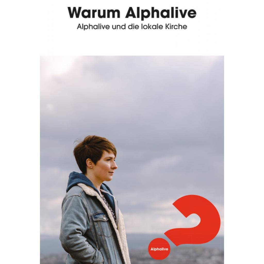 """Broschüre """"Warum Alphalive"""""""