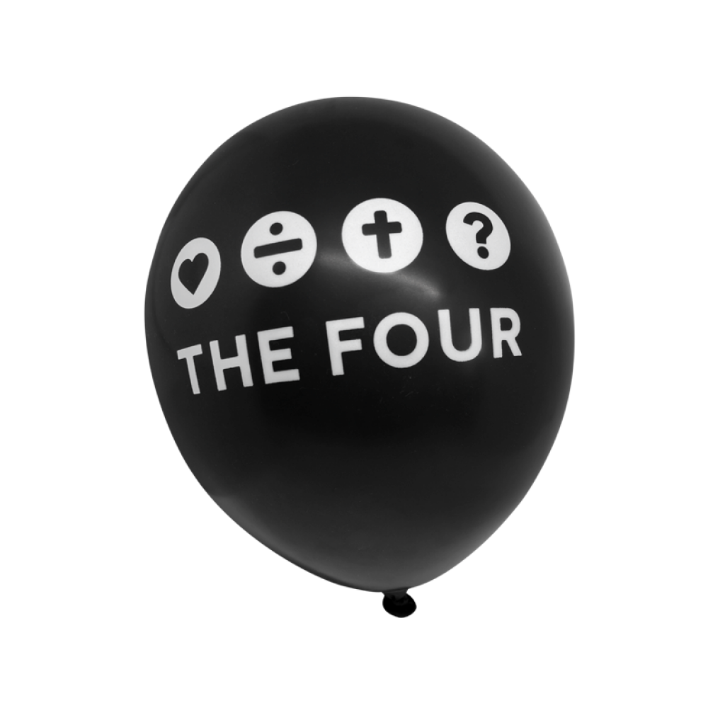 THE FOUR Ballon