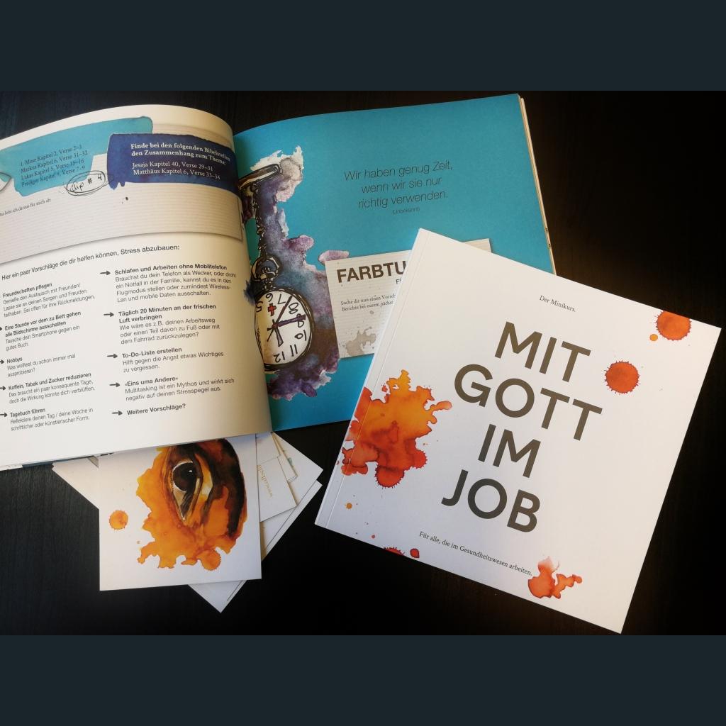 Mit Gott im Job - der Minikurs.