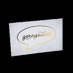 THE FOUR Visitenkarte gerngscheh