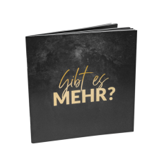 "THE FOUR Booklet ""Gibt es mehr?"""