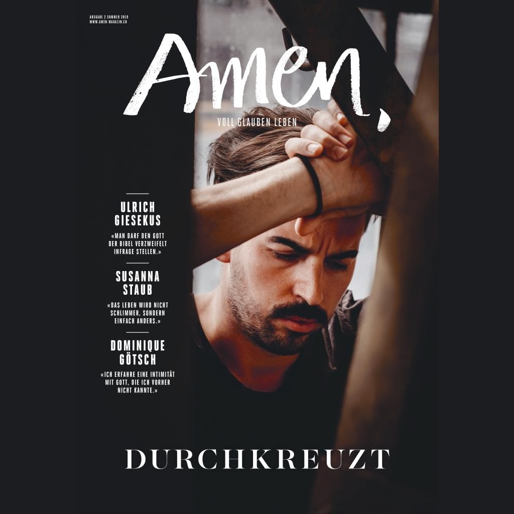 Amen Sommerausgabe 2019 - Durchkreuzt