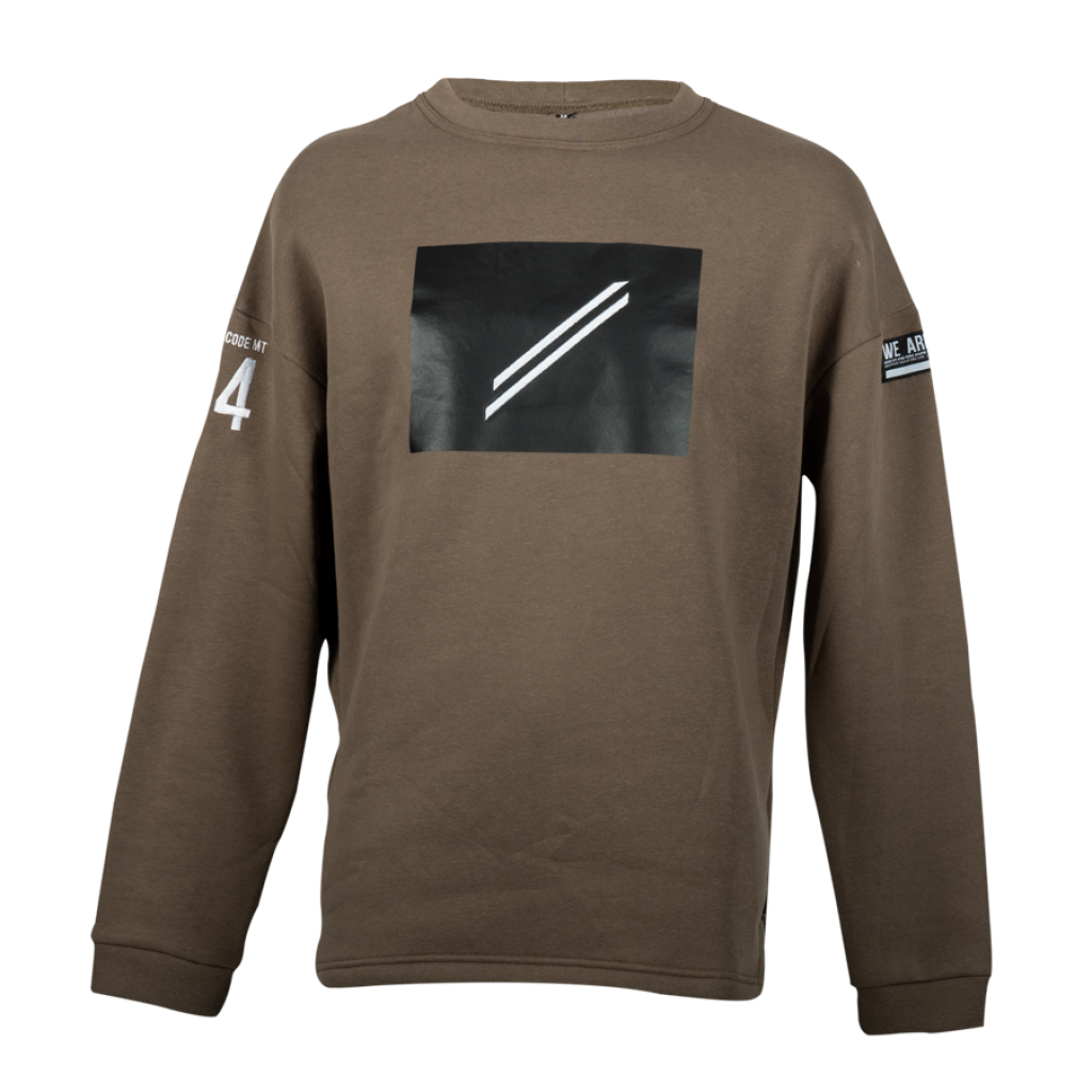 SHINE Fashion Pulli Boys army