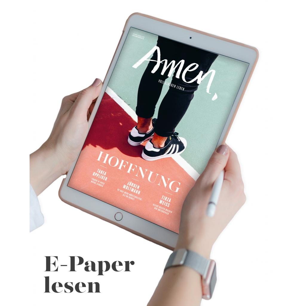Amen Abonnement E-Paper