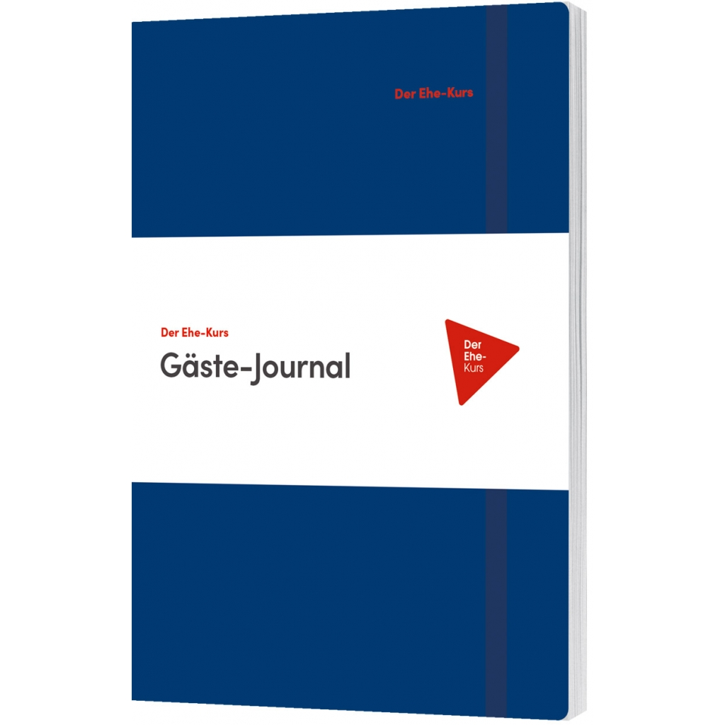 Ehe-Kurs Gäste-Journal (neuste Version)