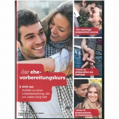 Der Ehe-Vorbereitungskurs DVD-Set (D)(E)(IT)(F)