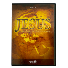 JESUS-Film DVD N/O-Europa, 16 Spr. 84 Min.