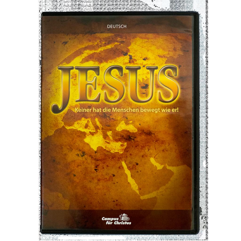 JESUS-Film DVD Fernost, 24 Spr. 84 Min.
