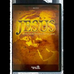 JESUS-Film DVD West-/Südosteuropa, 16 Spr. 84 Min.