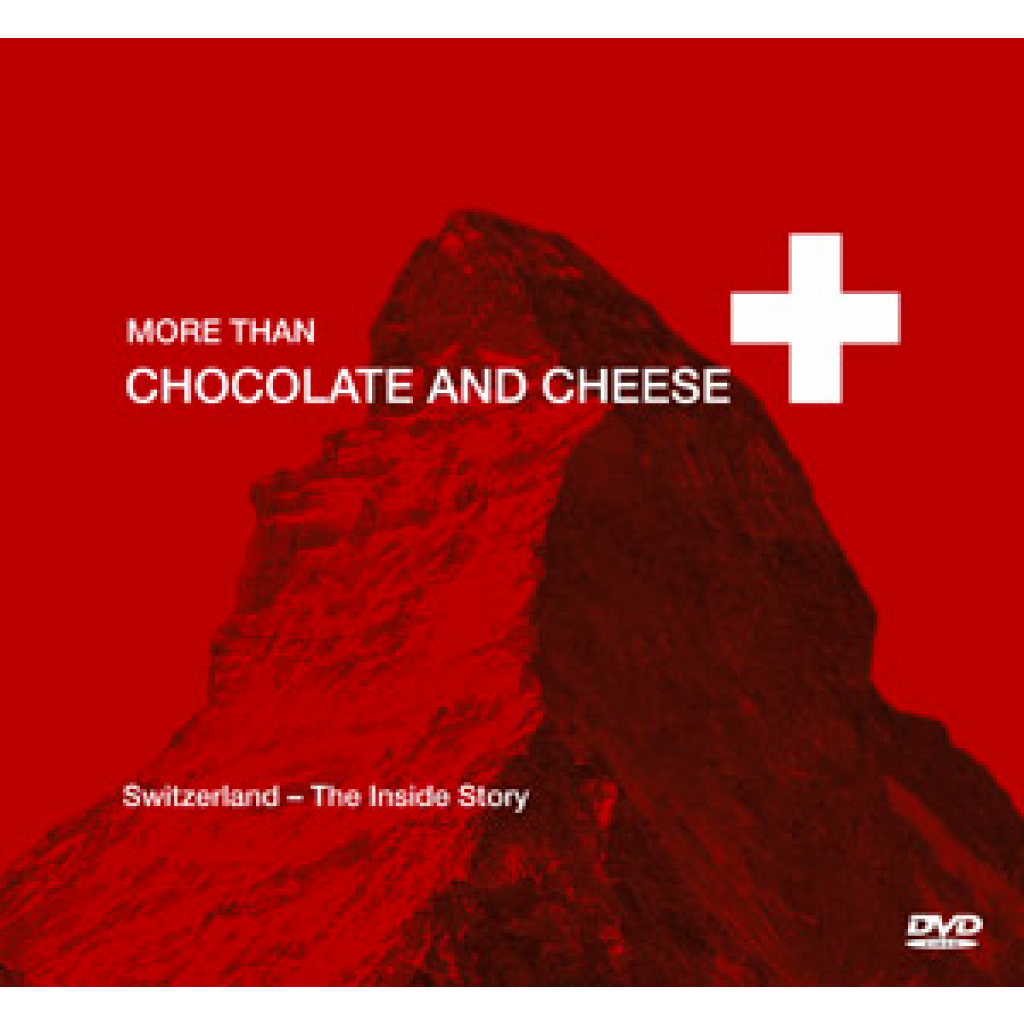 More than Chocolate&Cheese DVD, 8 Spra..