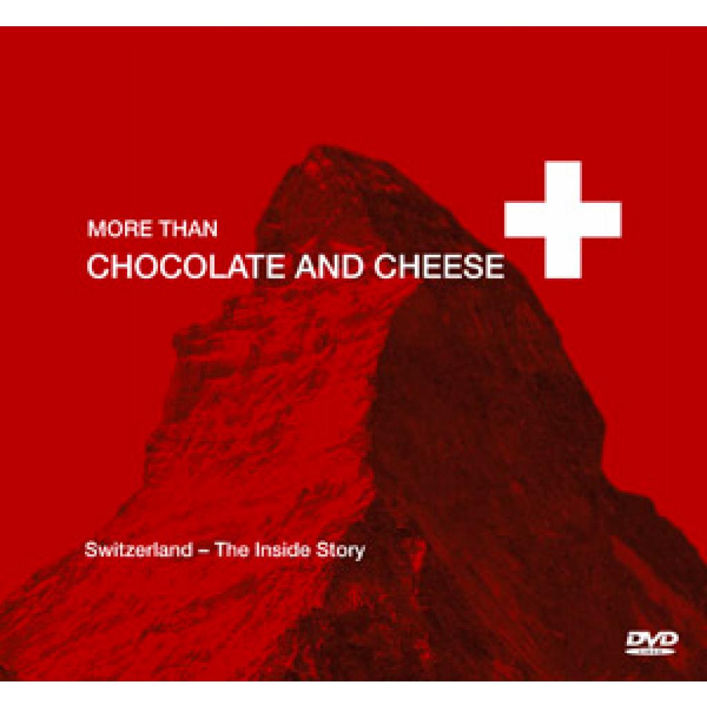 More than Chocolate&Cheese DVD, 8 Sprachen