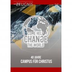 CZ 2013.4 - 40 Jahre Campus für Christus
