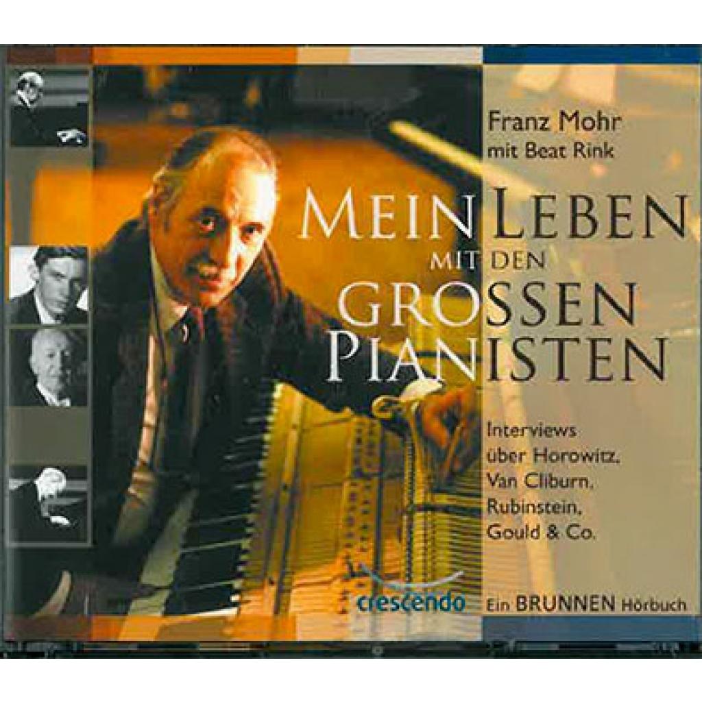 Hörbuch: Franz Mohr Mein Leben mit den..