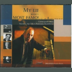 Audio-Book: Franz Mohr My Life with the Most Famous Pianists""""